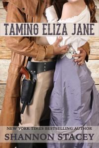 Taming Eliza Jane cover