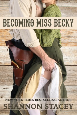 Becoming Miss Becky cover