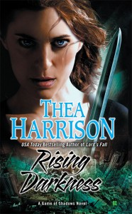 Rising Darkness cover