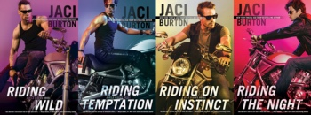 (Click the image to visit the Wild Riders page at jaciburton.com)