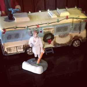 Ceramic RV and Cousin Eddie