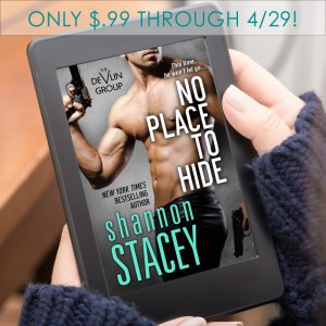 No Place To Hide sale ad