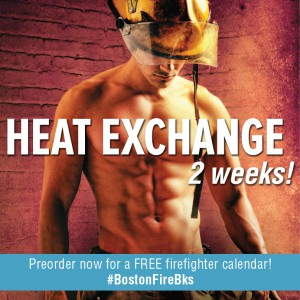 2 weeks until Heat Exchange