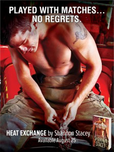 Played with matches. No regrets. (With hot firefighter photo.)