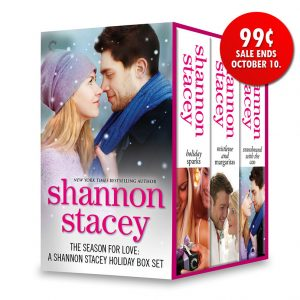 The Season For Love 99 cent sale graphic, ends Oct 10