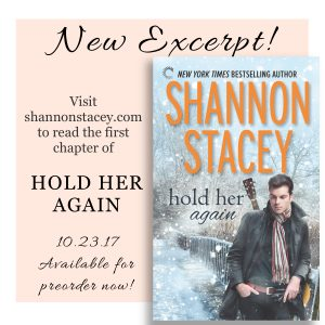 Cover of Hold Her Again with invitation to read the first chapter on my website