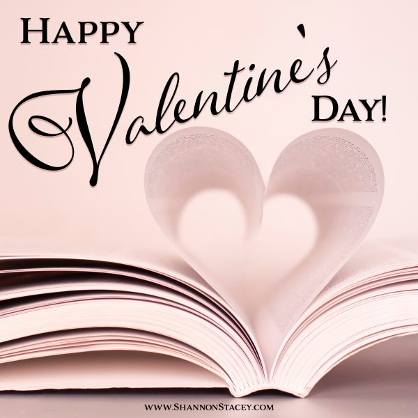 Happy Valentine S Day Romance Lovers Shannon Stacey