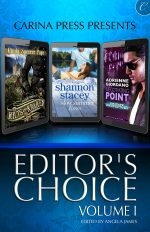 Carina Press Presents: Editor's Choice Volume I