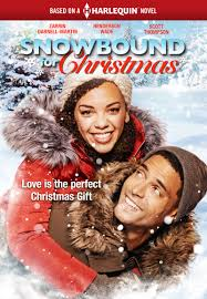 Movie poster for Snowbound for Christmas